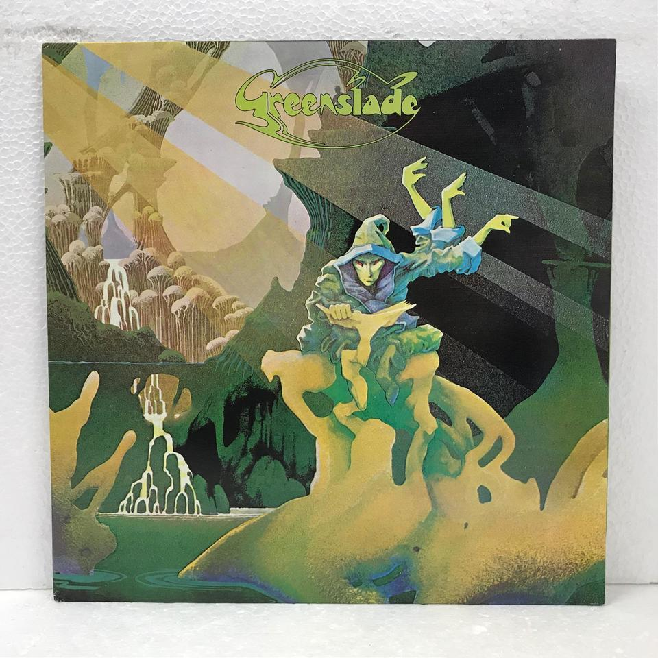 GREENSLADE GREENSLADE 画像