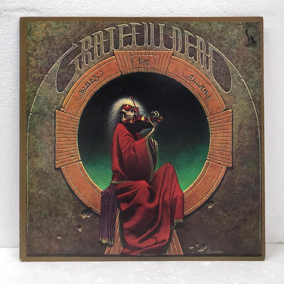 BLUES FOR ALLAH/GRATEFUL DEAD GRATEFUL DEAD 画像