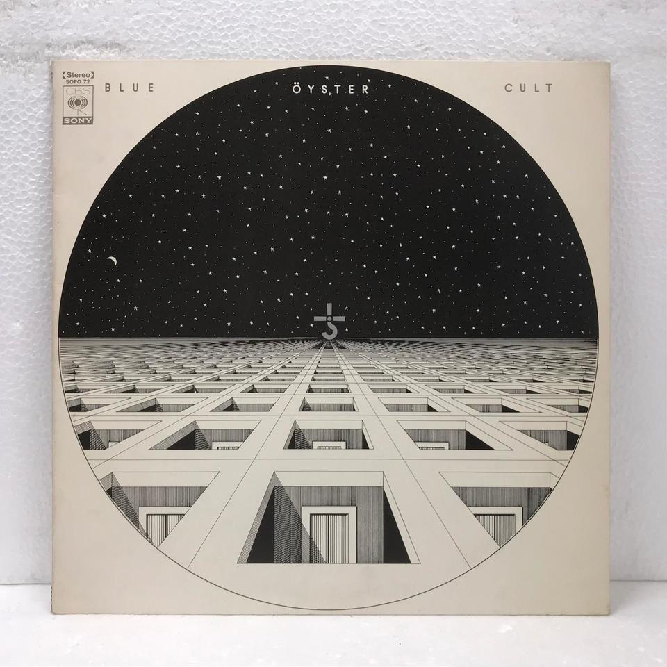 BLUE OYSTER CULT BLUE OYSTER CULT 画像