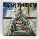 ACES HIGH/IRON MAIDEN
