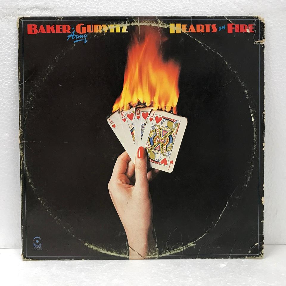 HEARTS ON FIRE/BAKER GURVITZ ARMY BAKER GURVITZ ARMY 画像