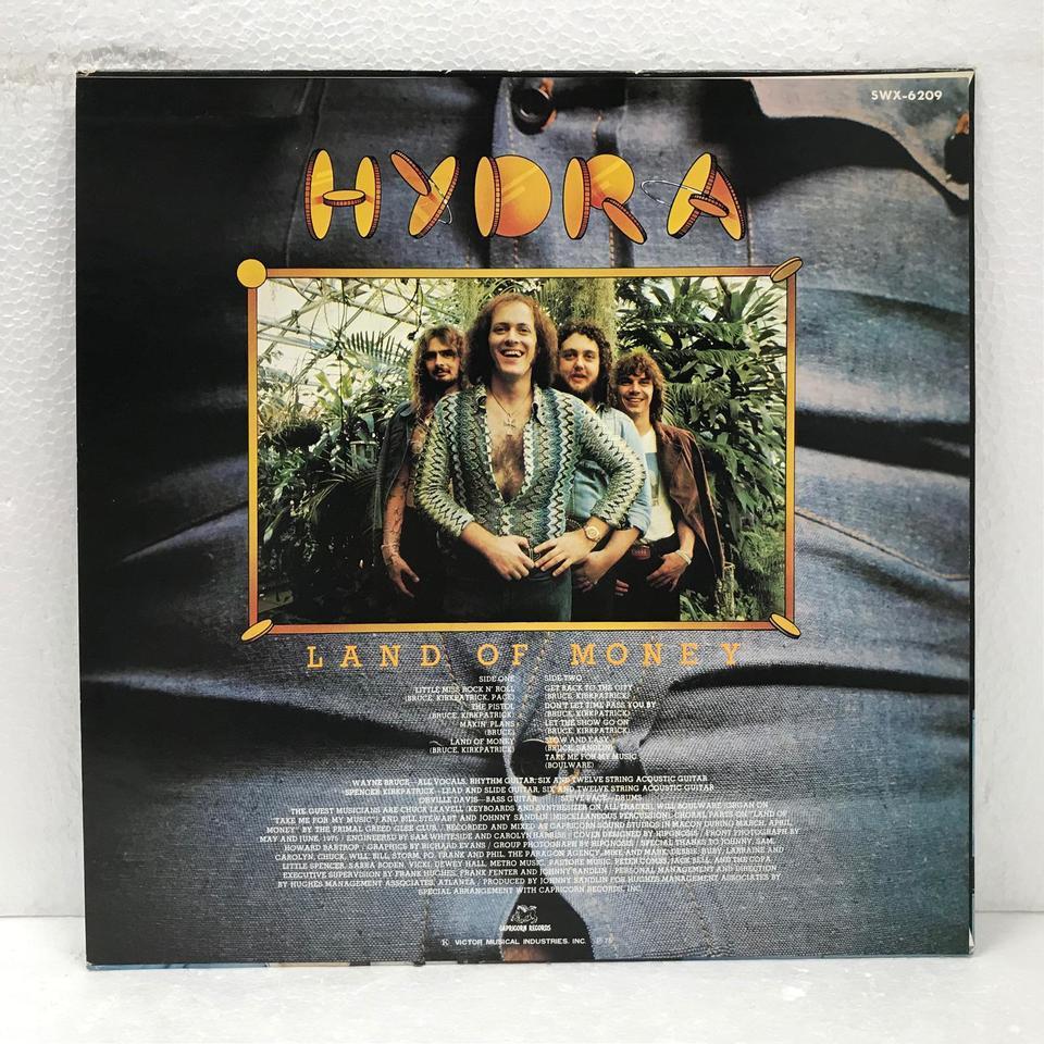 LAND OF MONEY/HYDRA HYDRA 画像