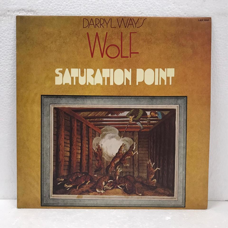 SATURATION POINT/DARRYL WAY'S WOLF DARRYL WAY'S WOLF 画像
