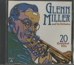 20 GREATEST HITS/GLENN MILLER