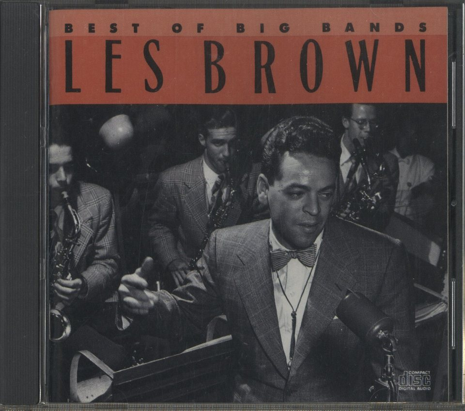 BEST OF BIG BANDS/LES BROWN LES BROWN 画像