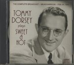PLAYS SWEET & HOT/TOMMY DORSEY