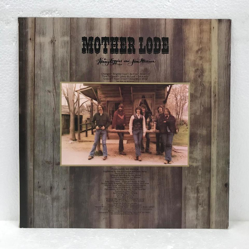 MOTHER LODE/LOGGINS AND MESSINA LOGGINS & MESSINA 画像