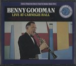 LIVE AT CARNEGIE HALL/BENNY GOODMAN