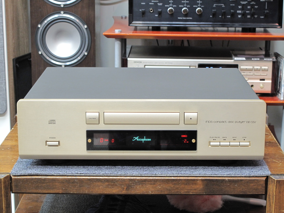 DP-55V Accuphase 画像