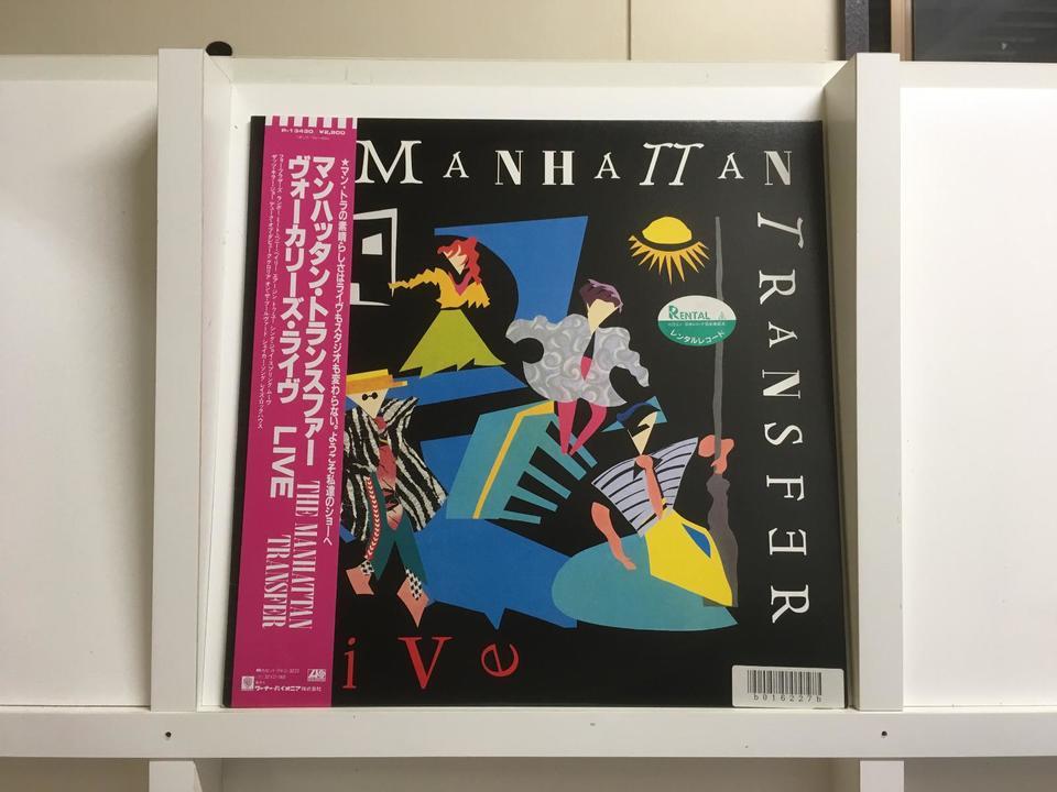 マンハッタン・トランスファー5枚セット  画像