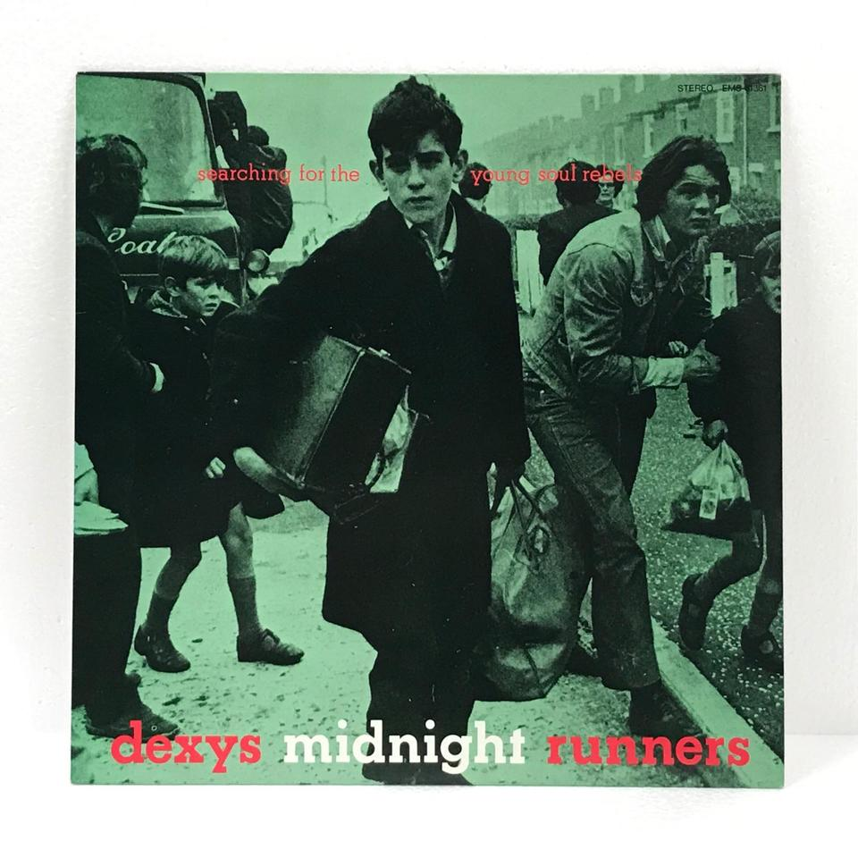 SEARCHING FOR THE YOUNG SOUL REBELS/DEXY'S MIDNIGHT RUNNERS DEXY'S MIDNIGHT RUNNERS 画像