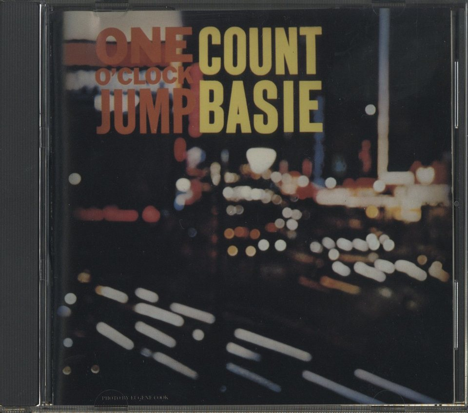 ONE O'CLOCK JUMP/COUNT BASIE COUNT BASIE 画像