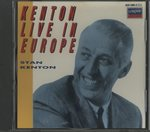 KENTON LIVE IN EUROPE/STAN KENTON