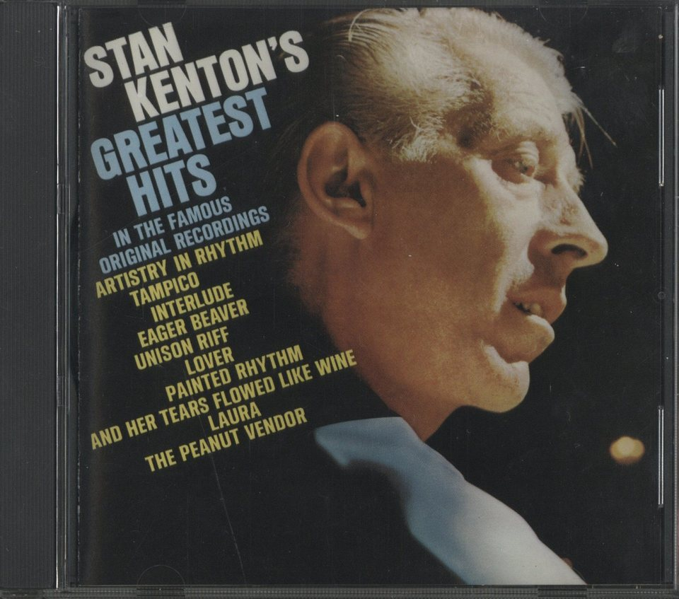 STAN KENTON'S GREATEST HITS STAN KENTON 画像