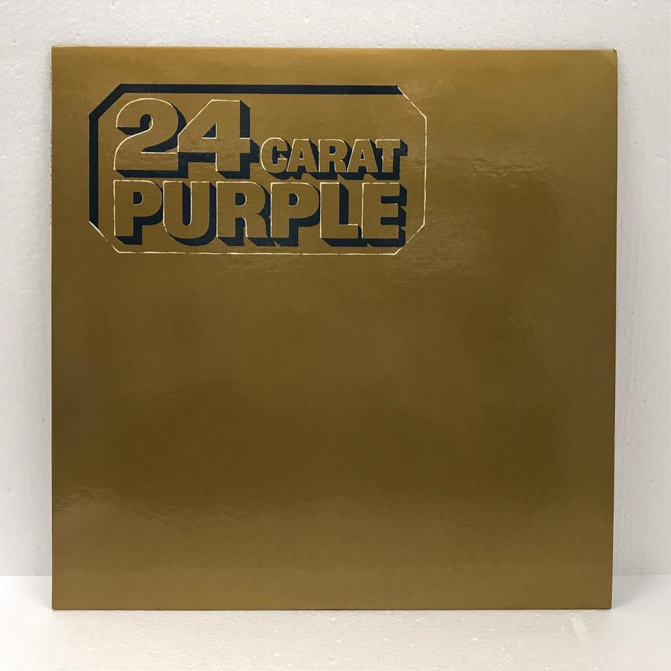 24 CARAT PURPLE/DEEP PURPLE DEEP PURPLE 画像