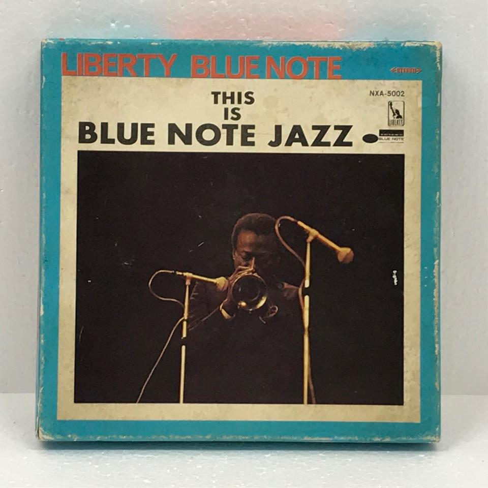 THIS IS BLUE NOTE JAZZ V.A. 画像