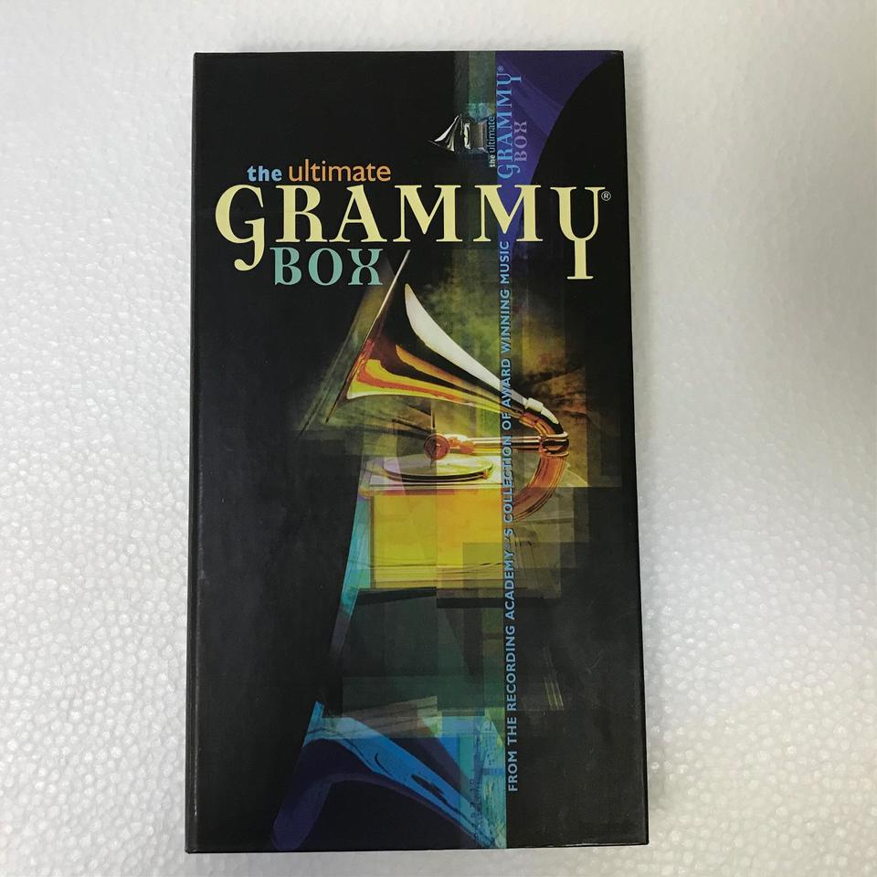 THE ULTIMATE GRAMMY BOX V.A. 画像