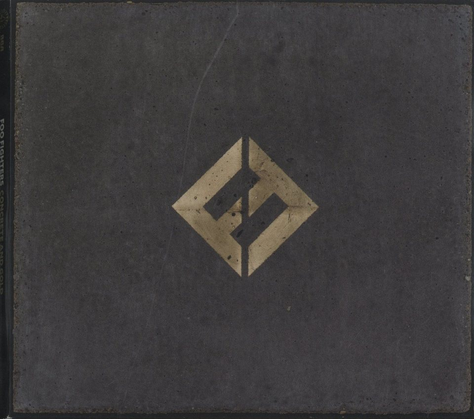 CONCRETE AND GOLD/FOO FIGHTERS FOO FIGHTERS 画像