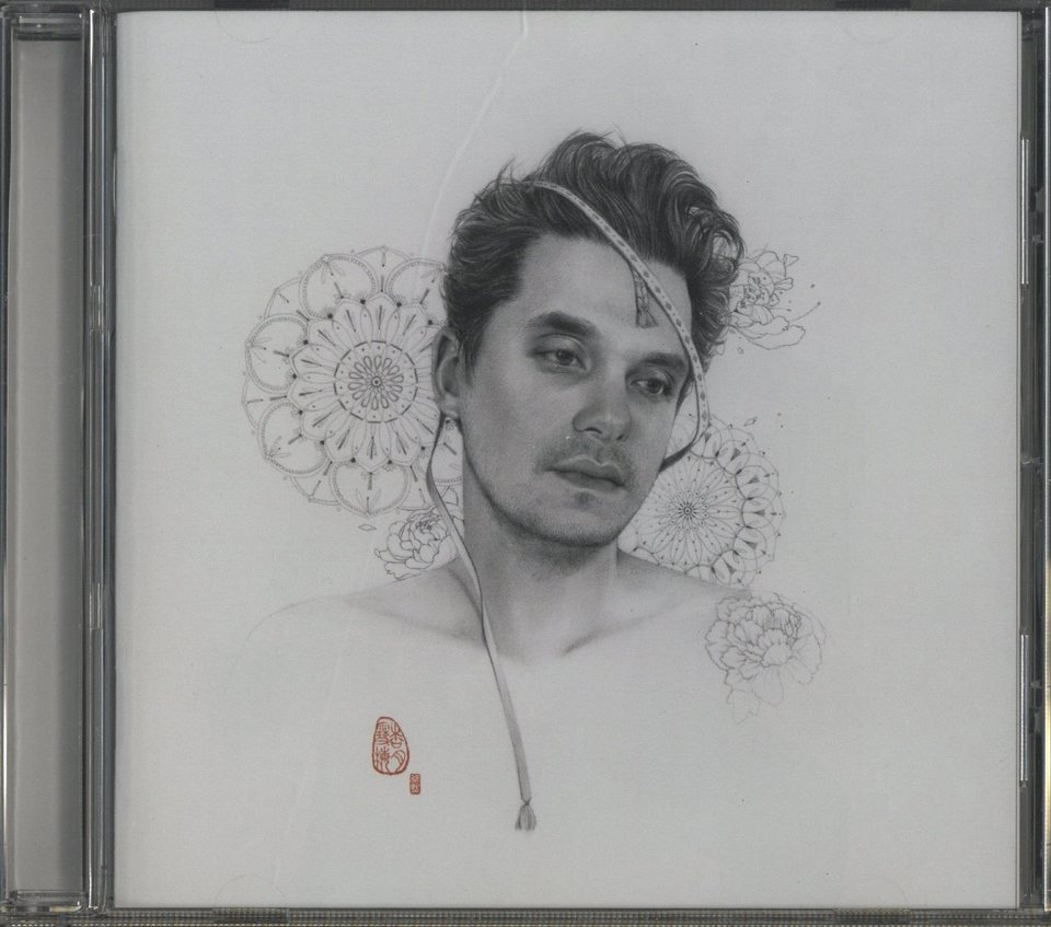 THE SEARCH FOR EVERYTHING/JOHN MAYER JOHN MAYER 画像