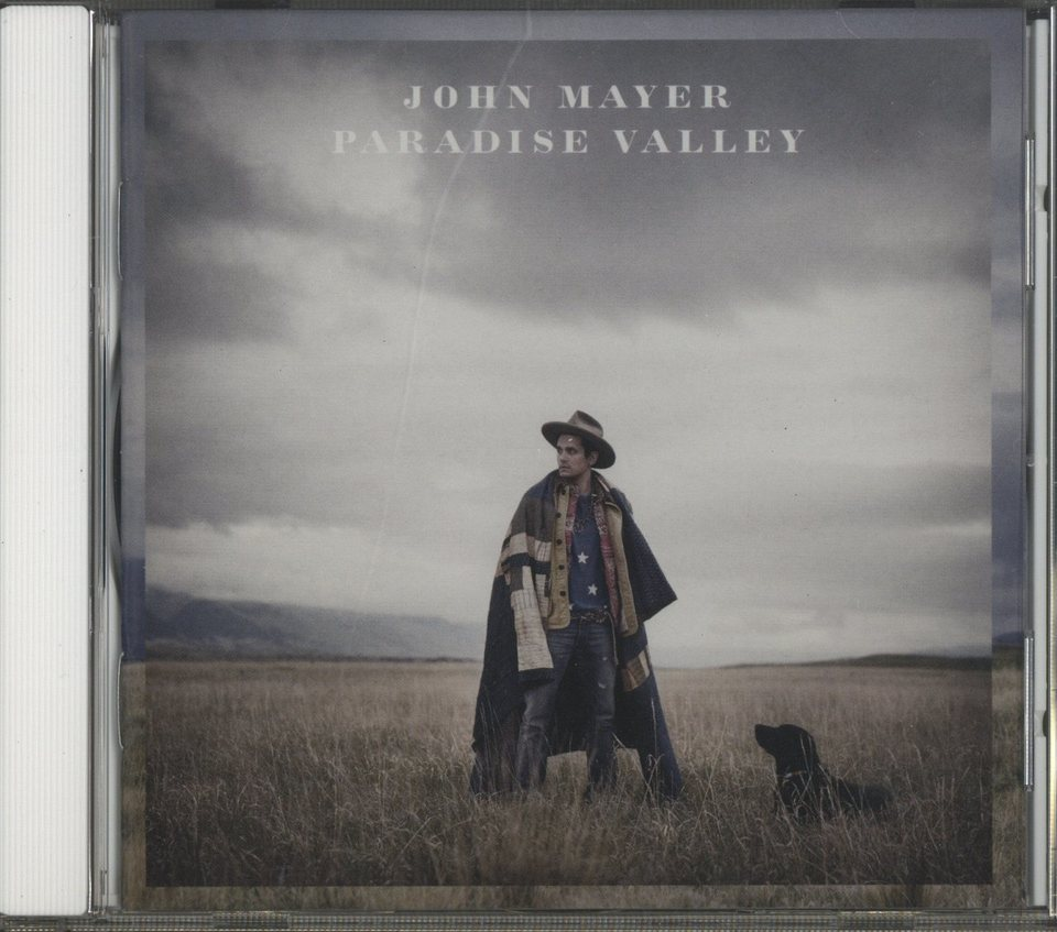 PARADISE VALLEY/JOHN MAYER JOHN MAYER 画像