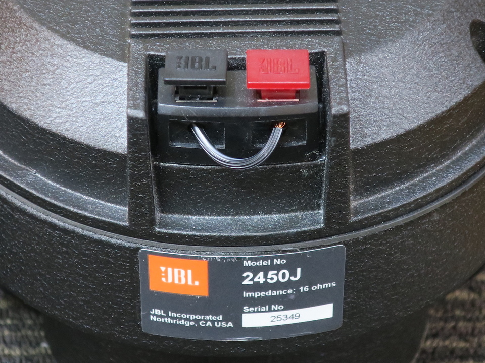 2450J JBL 画像