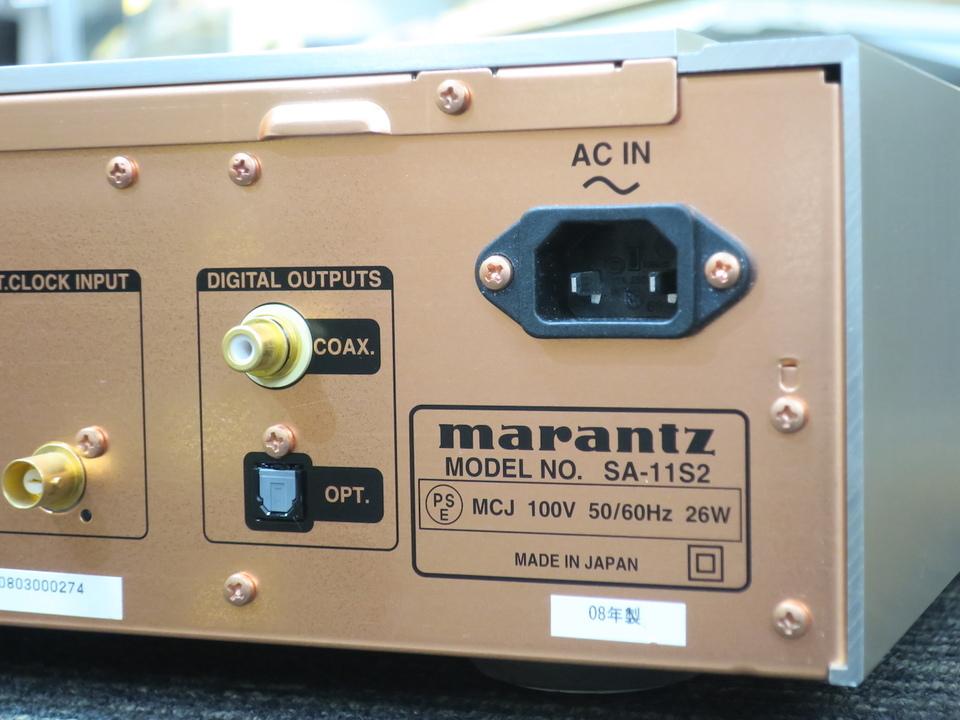SA-11S2 marantz 画像
