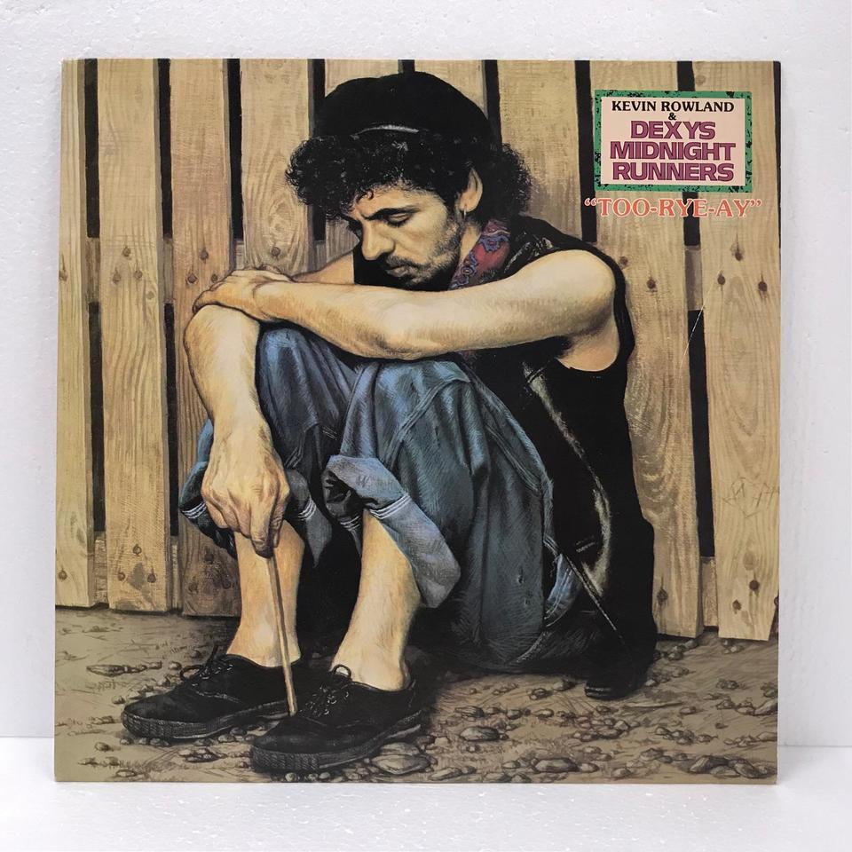 """TOO-RYE-AY""/DEXYS MIDNIGHT RUNNERS DEXYS MIDNIGHT RUNNERS 画像"