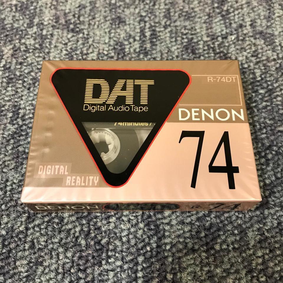 【未開封】DAT 74(R-74DT)  画像