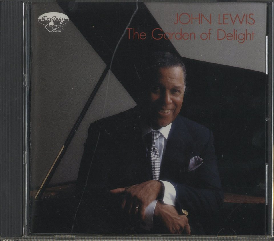 THE GARDEN OF DELIGHT/JOHN LEWIS JOHN LEWIS 画像