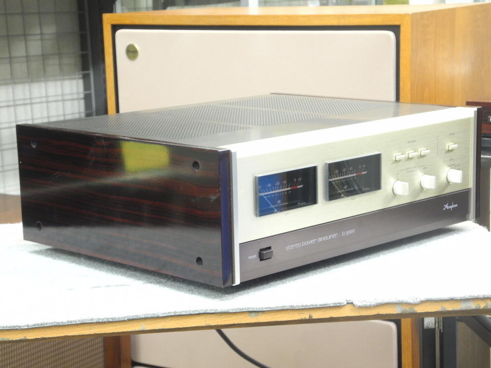 P-300V Accuphase 画像