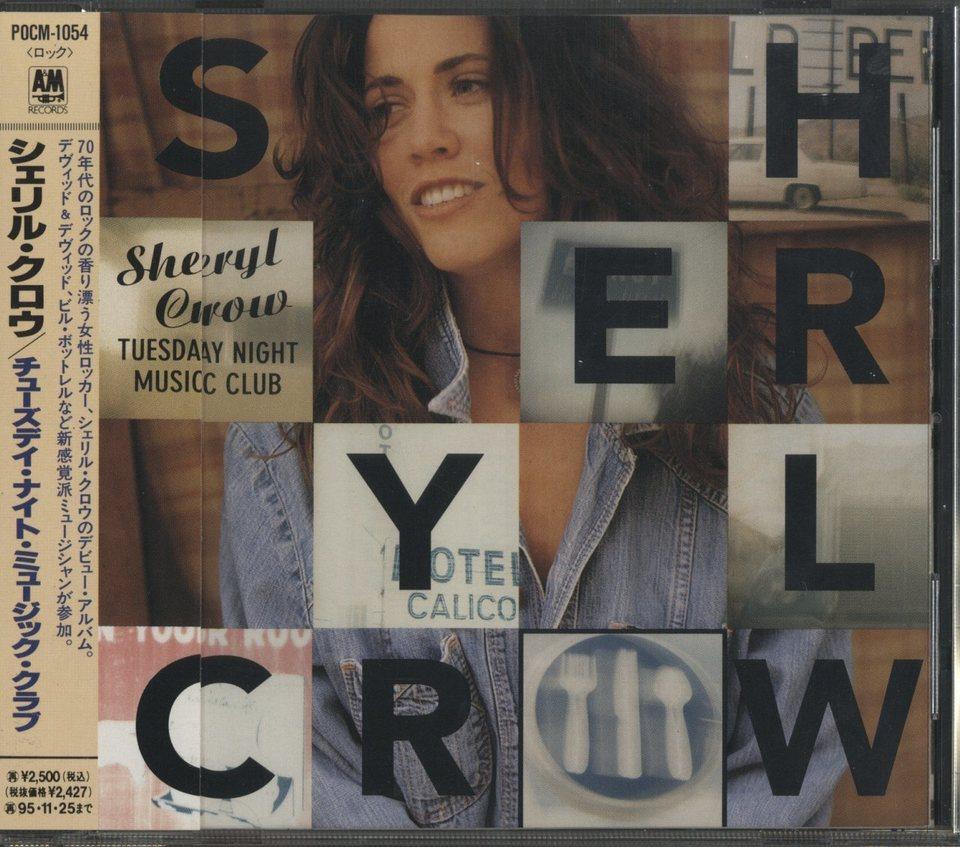 TUESDAY NIGHT MUSIC CLUB/SHERYL CROW SHERYL CROW 画像