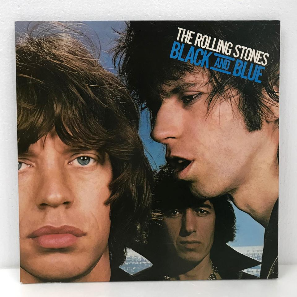 BLACK AND BLUE/THE ROLLING STONES THE ROLLING STONES 画像