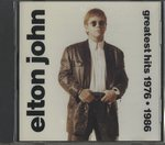 GREATEST HITS 1976-1986/ELTON JOHN