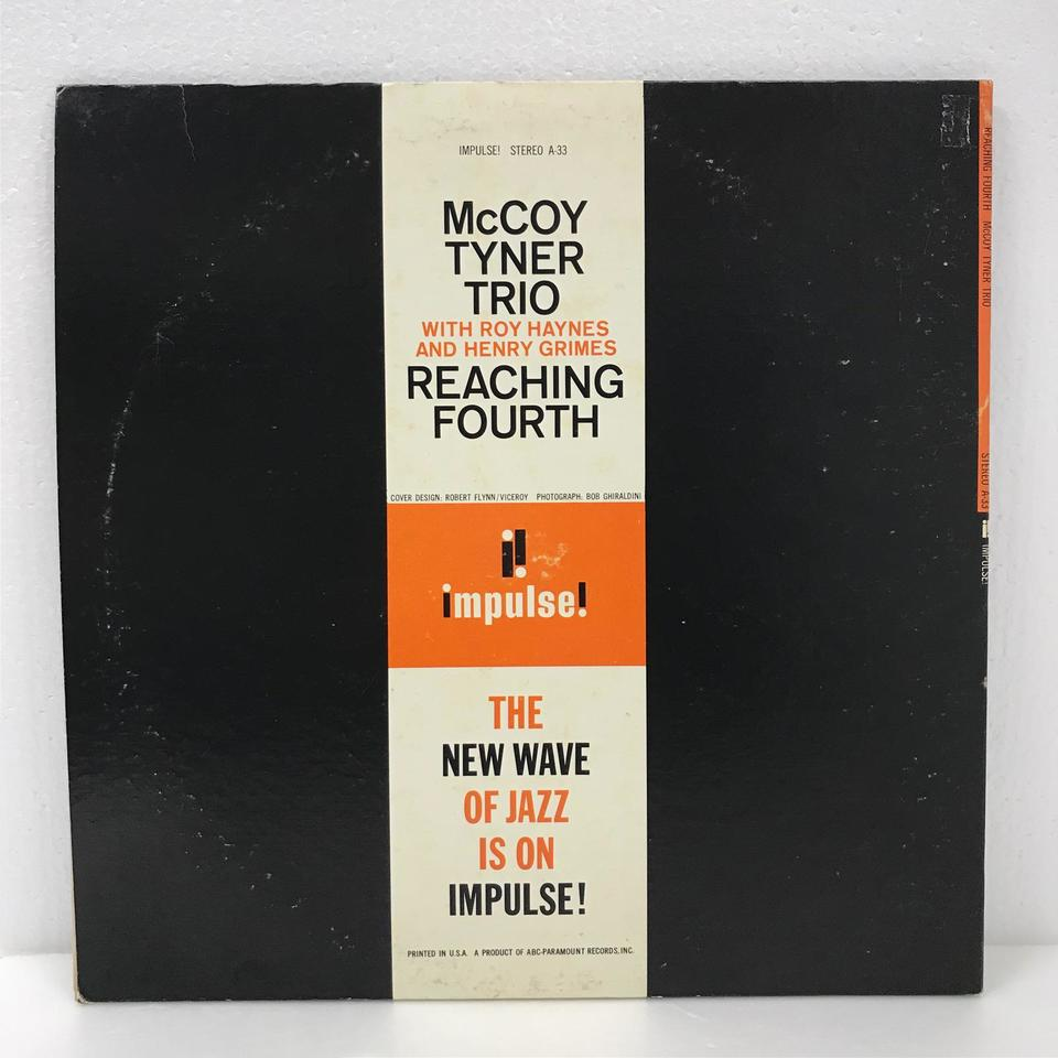 REACHING FOURTH/McCOY TYNER McCOY TYNER 画像