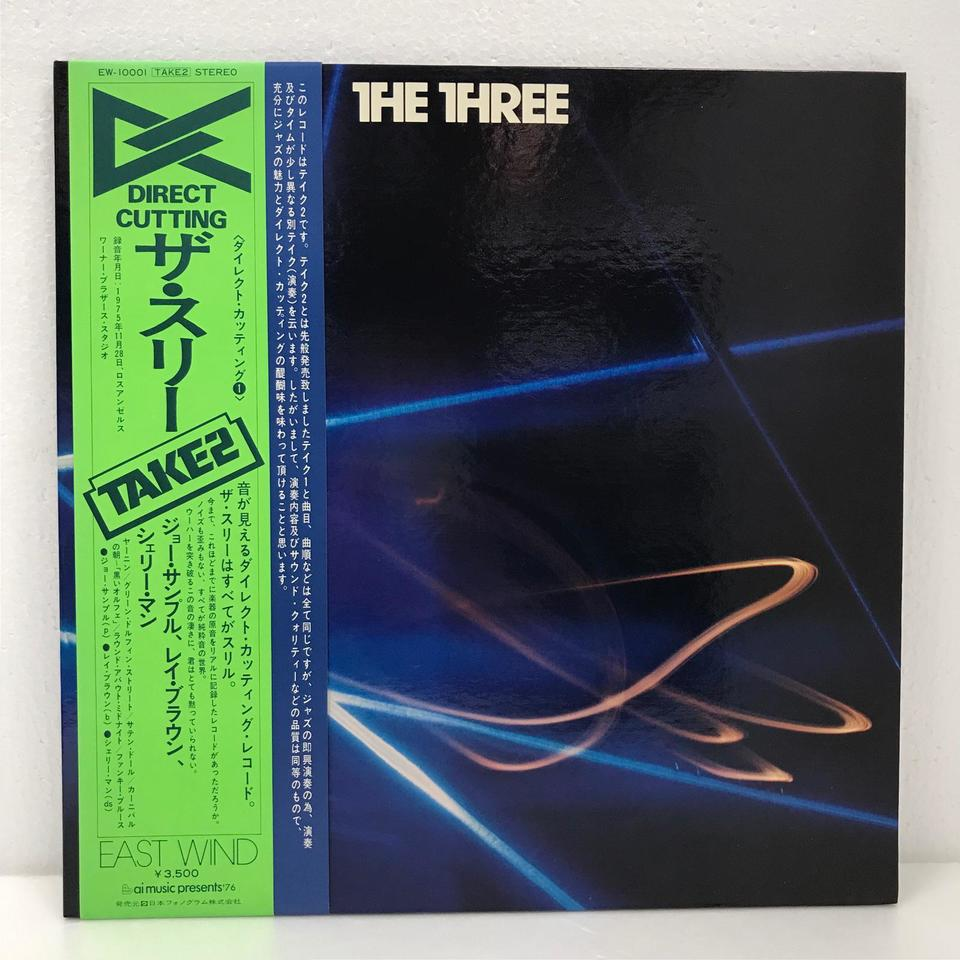 THE THREE/JOE SAMPLE JOE SAMPLE 画像