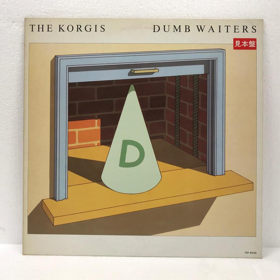 DUMB WAITERS/THE KORGIS THE KORGIS 画像