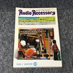 AUDIO ACCESSORY NO.039 1986 WINTER