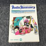 AUDIO ACCESSORY NO.044 1987 SPRING