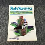 AUDIO ACCESSORY NO.056 1990 SPRING