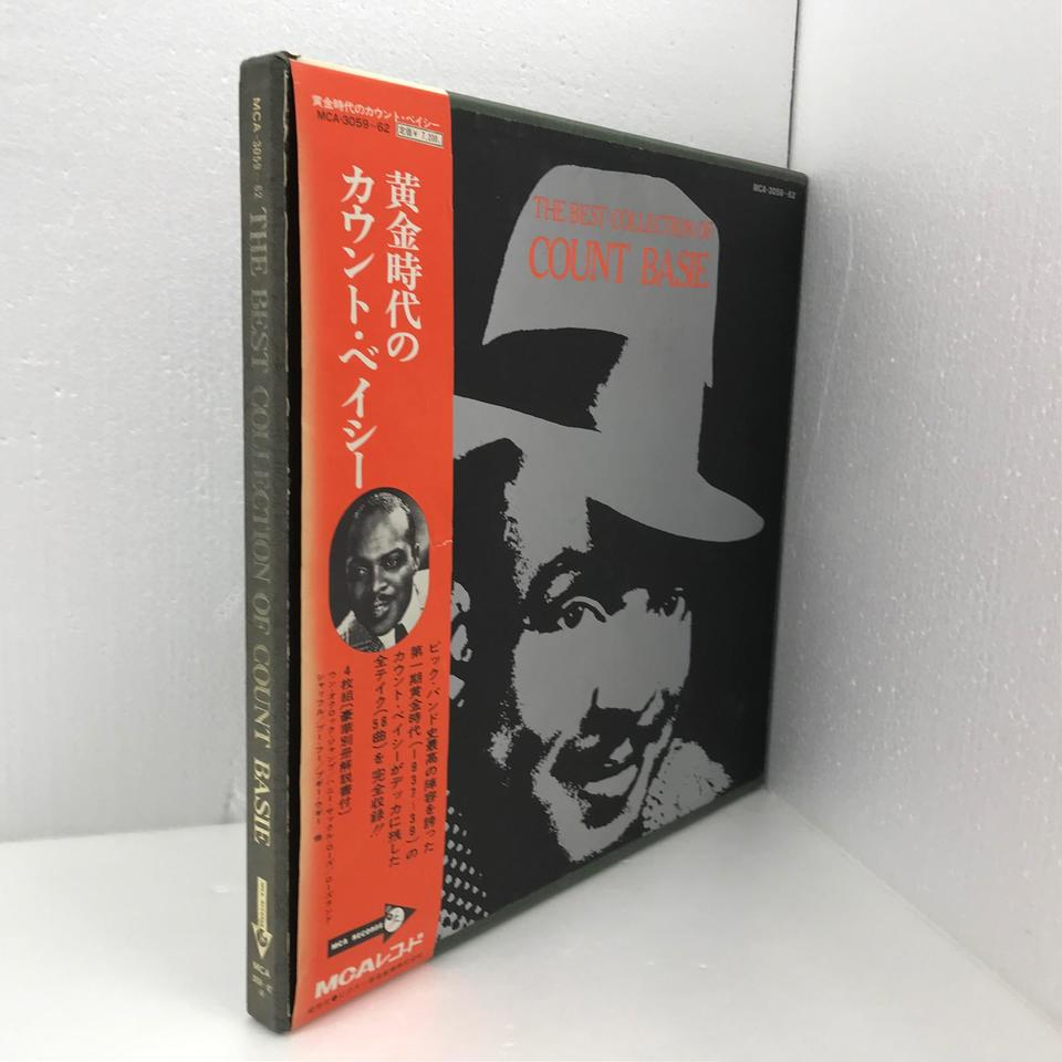 THE BEST COLLECTION OF COUNT BASIE COUNT BASIE 画像