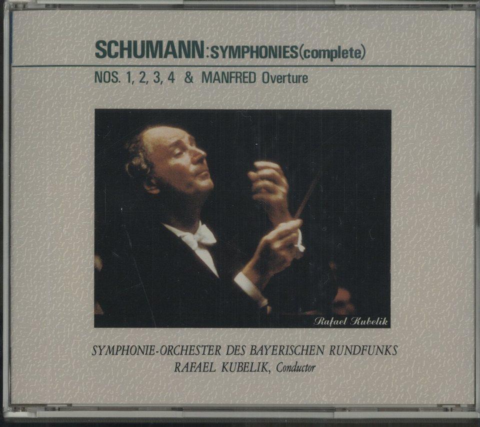 シューマン:交響曲全集 シューマン 画像