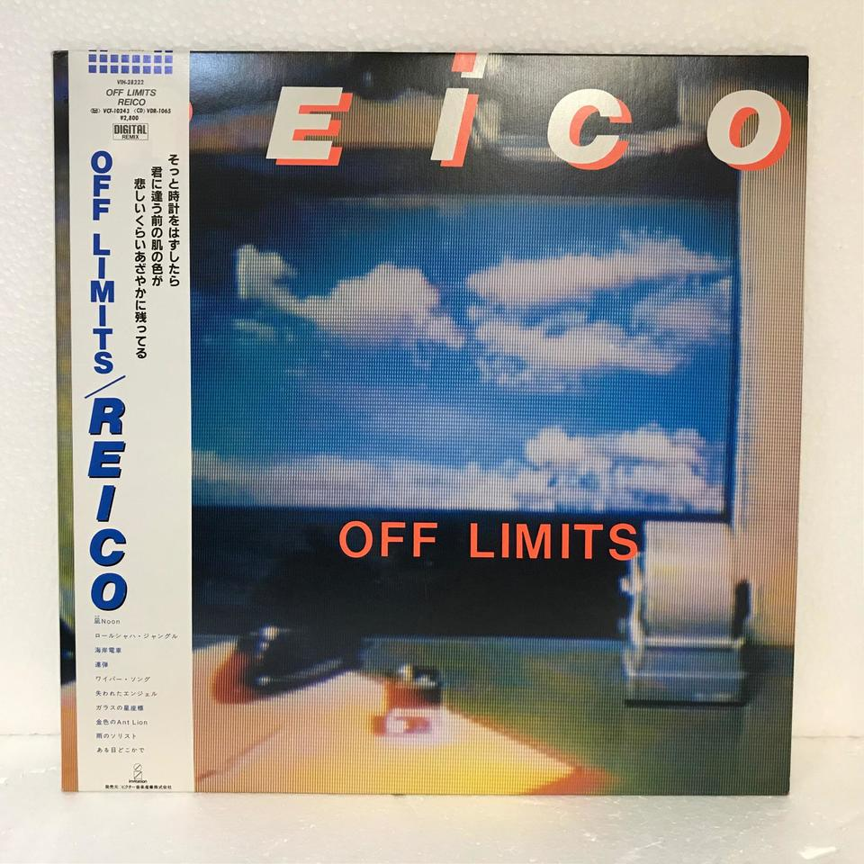 OFF LIMITS/REICO REICO 画像