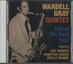 LIVE AT THE HAIG 1952/WARDELL GRAY