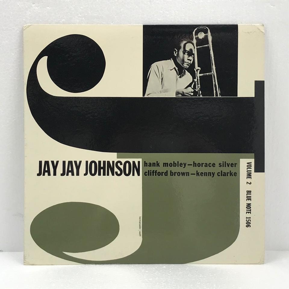 THE EMINENT JAY JAY JOHNSON VOL.2 J.J.JOHNSON 画像