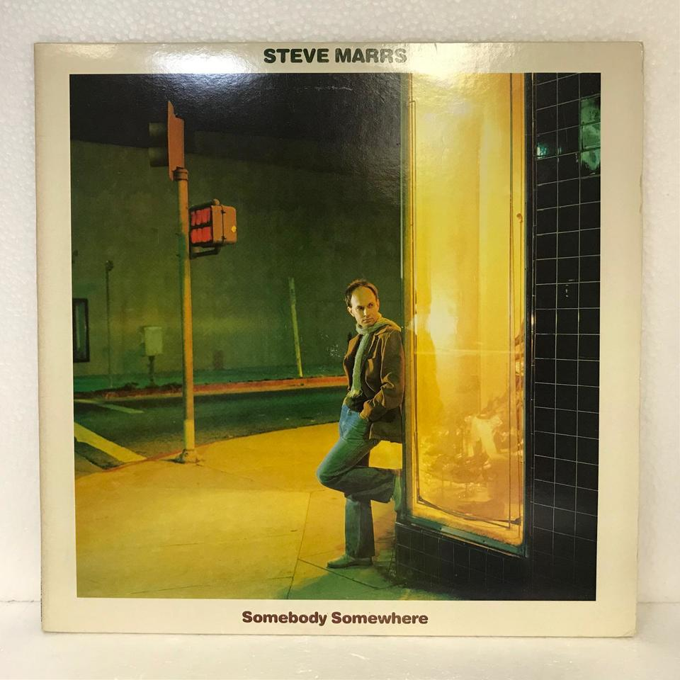 SOMEBODY SOMEWHERE/STEVE MARRS STEVE MARRS 画像