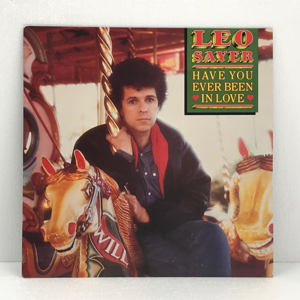 HAVE YOU EVER BEEN IN LOVE/LEO SAYER LEO SAYER 画像