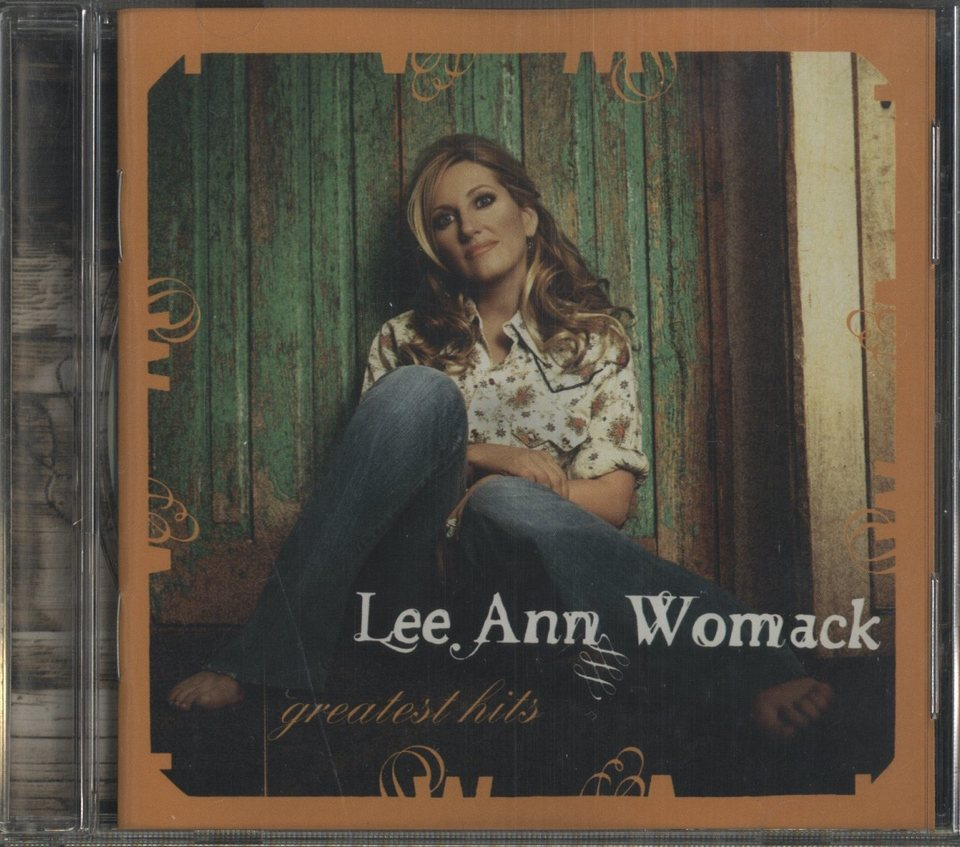 GREATEST HITS/LEE ANN WOMACK LEE ANN WOMACK 画像
