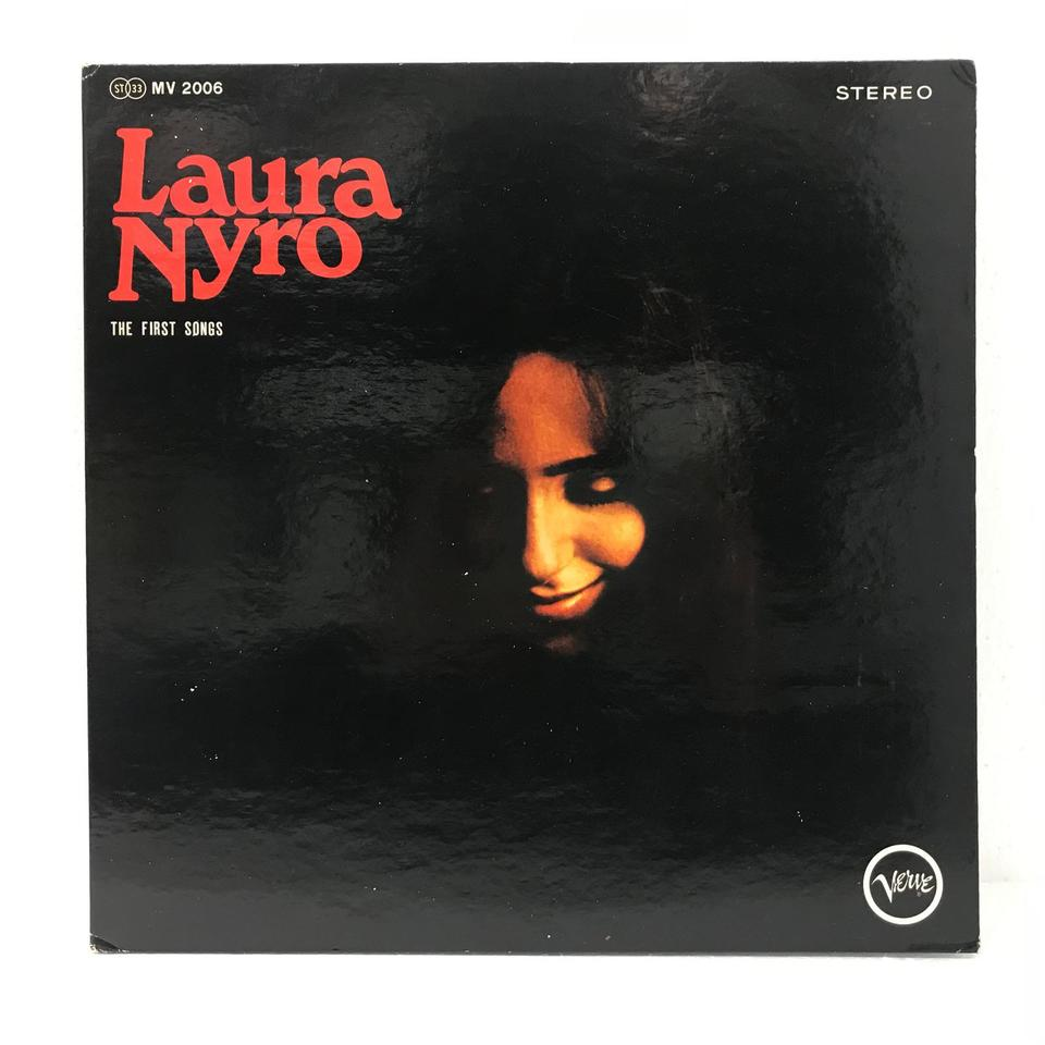 THE FIRST SONGS/LAURA NYRO LAURA NYRO 画像