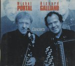 CONCERTS/MICHAEL PORTAL & RICHARD GALLIANO