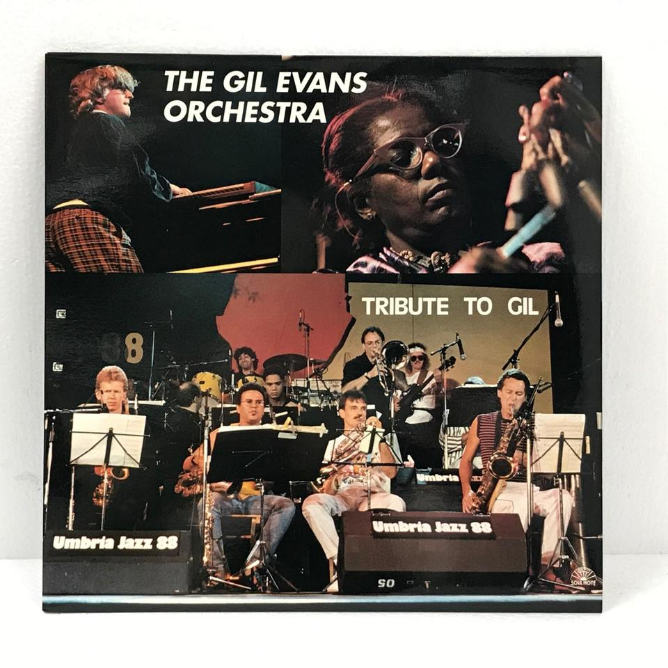TRIBUTE TO GIL/GIL EVANS ORCHESTRA GIL EVANS ORCHESTRA 画像